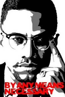 Malcolm X Live Wallpaper - screenshot thumbnail
