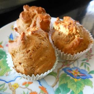 Peachy Keen Stevia Muffins