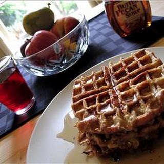 Cinnamon and Sugar French Waffle Toast