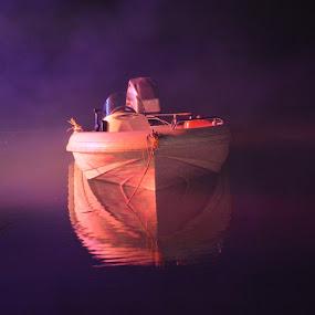 by Varun Jain - Transportation Boats ( bhopal, photogeaphy, hd, lack, boat, people )