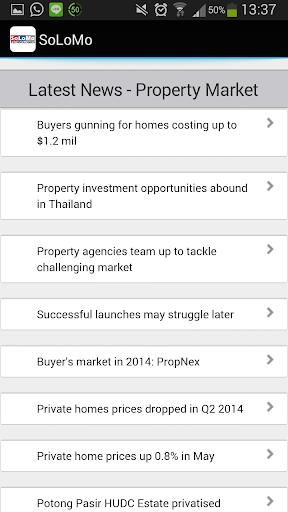 玩商業App|SG Property - Shawn Soh免費|APP試玩