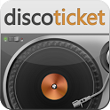 DiscoTicket discoteche eventi icon