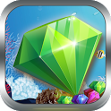Diamond Match Jewel Mania Free icon
