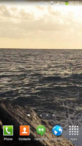Ocean Waves Live Wallpaper 12