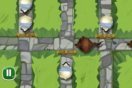 羊+ロード=危険