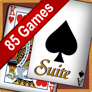 85 Card Games Solitaire Pack