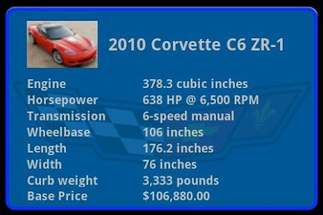 Corvette Crazy - screenshot thumbnail