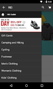 REI – Shop Outdoor Gear - screenshot thumbnail