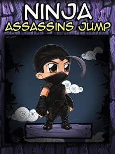 Ninja Assassins Jump