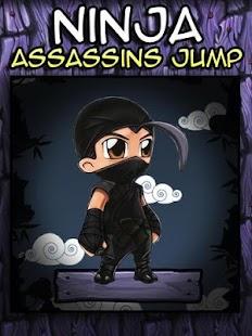 Ninja Assassins Jump