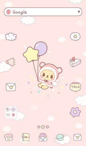 트윙클 비비 balloon 도돌런처 테마