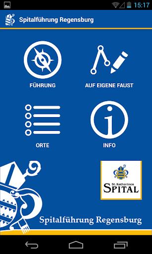 Spitalführung Regensburg