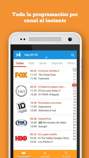 mi.tv - Guía de TV