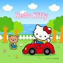 Hello Kitty Mini Car Theme icon