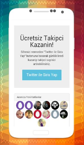 Twitter Ücretsiz Takipçi