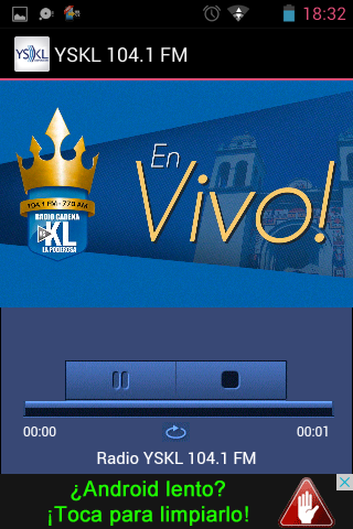 CORPORACION YSKL- screenshot