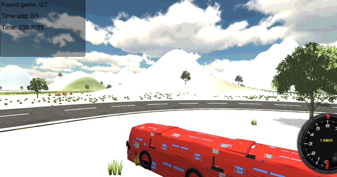 Bus Parking Game 3D - screenshot