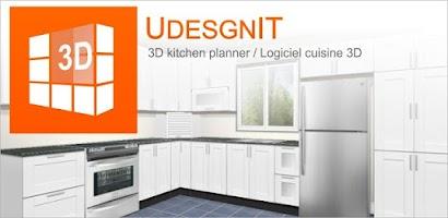 Udesignit Kitchen 3d Planner Android App On Appbrain