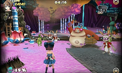 Zombie Panic in Wonderland PLUS Apk Download