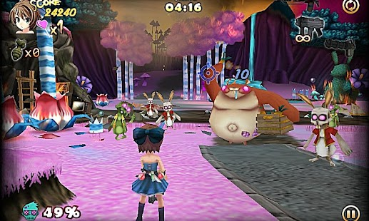 ZombiePanic in Wonderland PLUS - screenshot thumbnail