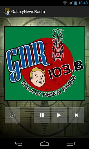 Galaxy News Radio