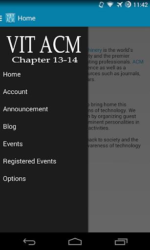 VIT ACM Chapter