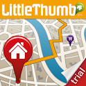 LittleThumb GPS trial logo
