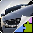 汽车拼图 icon