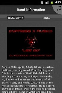 Dj Aqueous - screenshot thumbnail