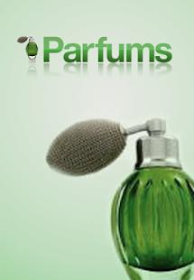 PARFUMS screenshot