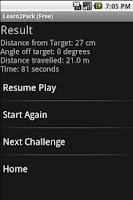 Screenshot of Learn2Park (Free)