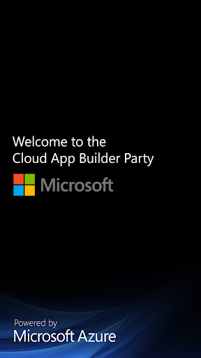 WPC Cloud App Builder Party