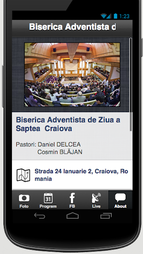 Biserica Adventista Craiova