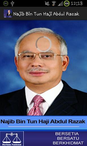 Najib Bin Tun Haji Abdul Razak