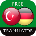 Turkish - German Translator icon