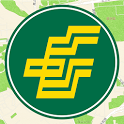 China Post Office Navigation icon