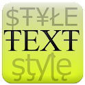Text Styler Personalized Texts logo