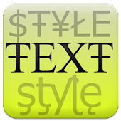 Text Styler Personalized Texts