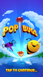 Pop Bugs Screenshot 1