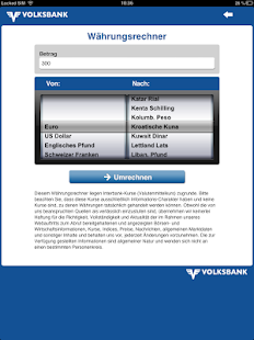 Volksbank Mobile Banking - screenshot thumbnail