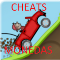 Hill climbb racing Cheats icon