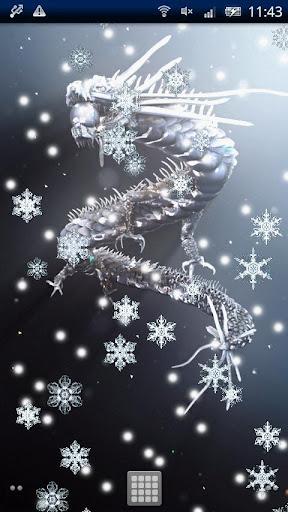 White Dragon Crystal