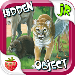 Hidden Object Jr Habitat Spy 解謎 App Store-愛順發玩APP