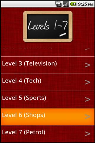 Ultimate Logo Quiz Cheats - screenshot