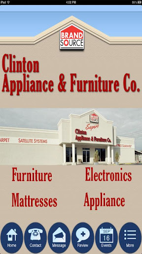 Clinton Appliance Furniture