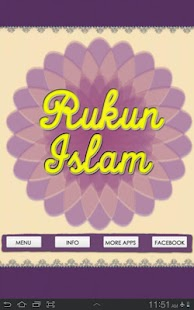 Rukun Islam- screenshot thumbnail