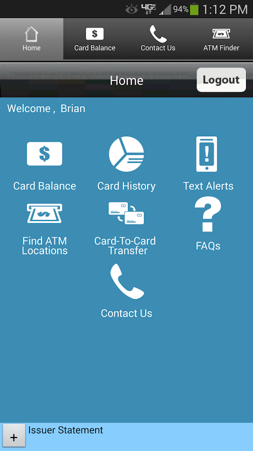 U.S. Bank Focus - screenshot