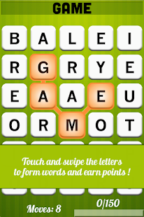 Word Hunter Screenshot 1