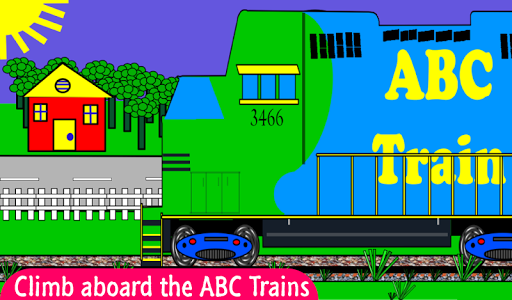 ABC Trains English