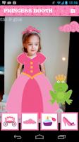 Screenshot of Princess Booth